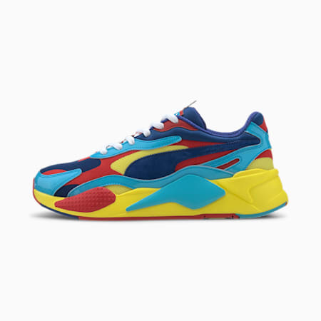 RS-X Plastic Trainers, Limoges-High Risk Red, small-SEA