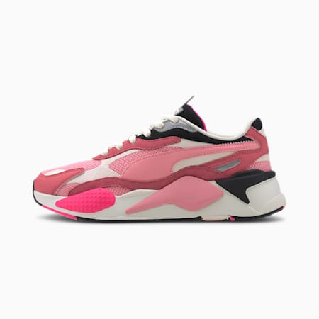 RS-X Puzzle Trainers, Rapture Rose-Peony-Whi White, small