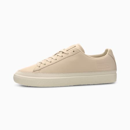 Zapatos deportivos BasketTrim PRM, Tapioca-Whisper White, pequeño