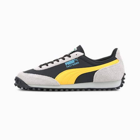 Fast Rider Fury Trainers, Gray Violet-Puma Black, small