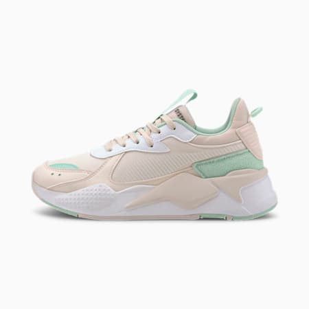 RS-X Collegiate Sneakers JR, Mist Green-Rosewater, small