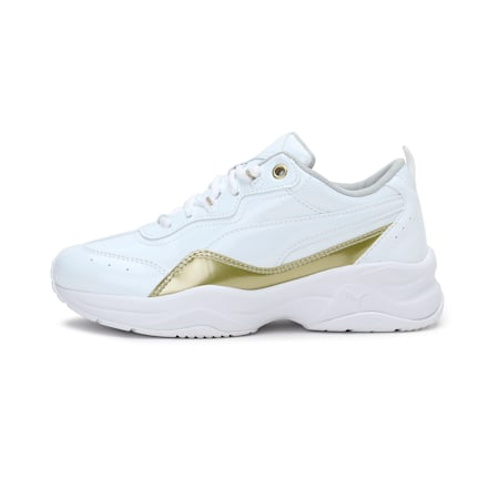 Cilia Patent Jr, White-Team Gold-Gray Violet, small-IND