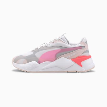 RS-X³ Plas_Tech Women's Sneakers, Rosewater, small