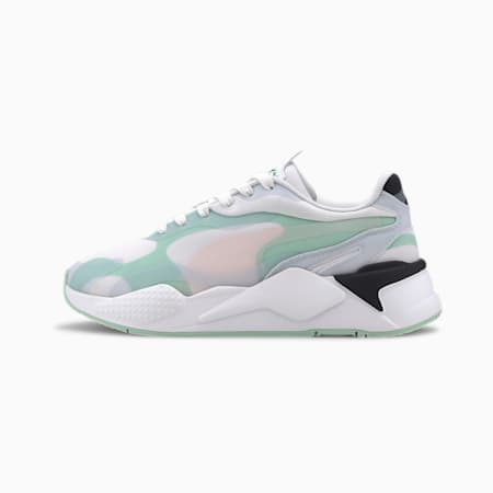 RS-X³ Plas_Tech Damen Sneaker, Mist Green, small