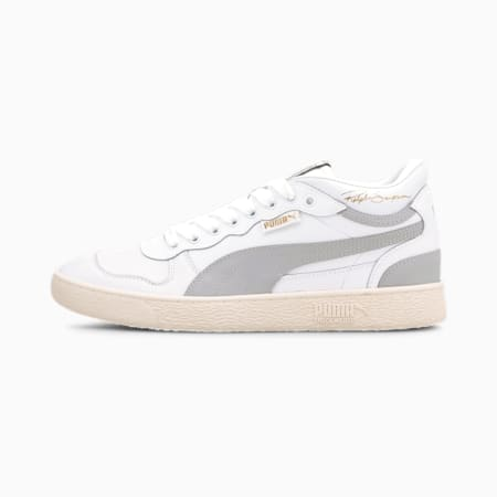 Ralph Sampson Demi OG Sneaker, P White-G Violet-W White, small