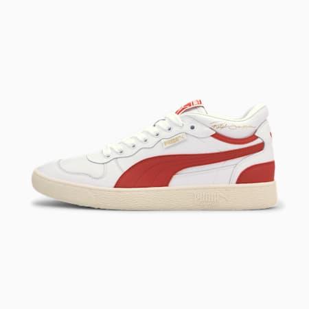 Ralph Sampson Demi OG Men's Sneakers, P White-H Risk Red-W White, small