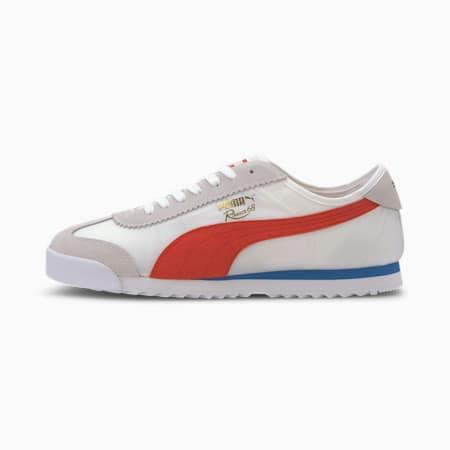 Roma '68 Nylon Men's Sneakers, Puma White-High Risk Red, small