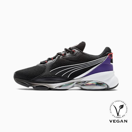 CELL Dome Galaxy Trainers, Puma Black-Prism Violet, small