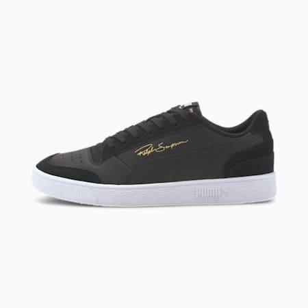 Ralph Sampson Lo Vintage Sneaker, Puma Black-Puma White, small