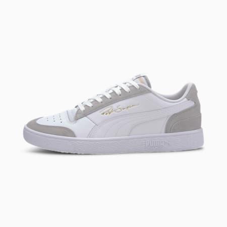 Ralph Sampson Lo Vintage Sneaker, Puma Wht-High Rise-Puma Wht, small