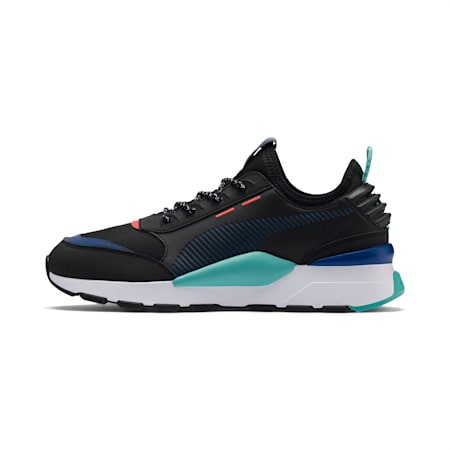 RS-0 Trail Running Shoes, P Black-Galaxy Blue-Nrgy Red, small-IND