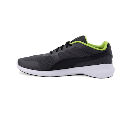 Jane XT IDP Sneakers, DarkShadow-Black-Limepunch-, small-IND