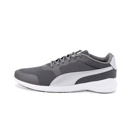 Jane XT IDP Sneakers, Asphalt-Silver-Puma White, small-IND
