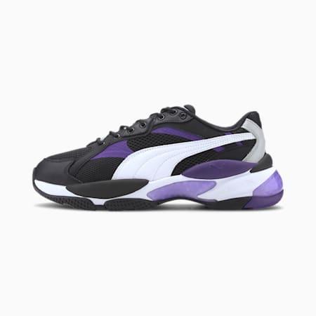 LQDCELL Epsilon Trainers, Puma Black-Prism Violet, small