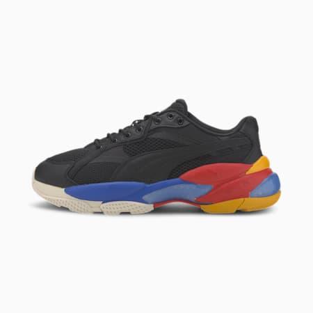 LQDCELL Epsilon Sneaker, Puma Black-Dazzling Blue, small