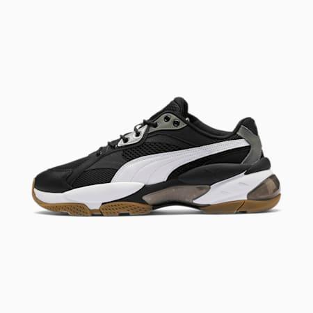 LQDCELL Epsilon Sneaker, Black-White-CASTLEROCK, small