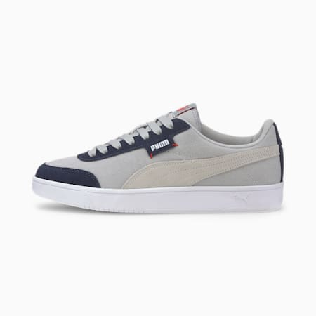 Court Legend Lo CV Sneaker, High Rise-White-Peacoat-Red, small