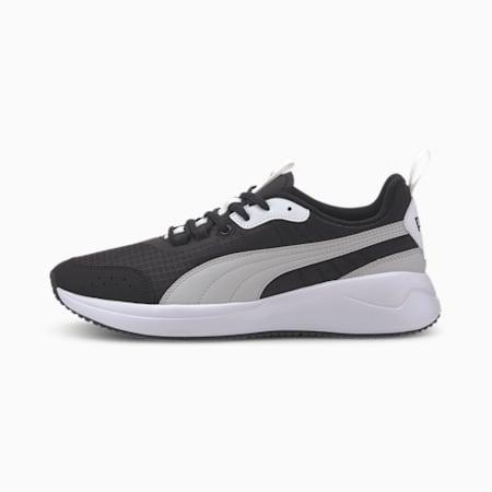 Nuage Run SoftFoam+ IMEVA Women's Shoes, Puma Black-Gray Violet-Puma White, small-IND