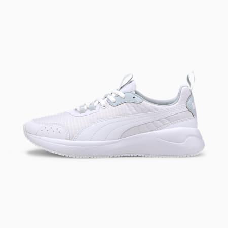 Nuage Run SoftFoam+ IMEVA Women's Shoes, Puma White-Plein Air-Puma B, small-IND
