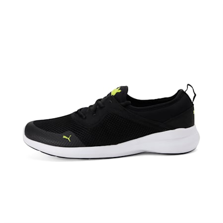 Pronto IDP, Puma Black-Limepunch, small-IND