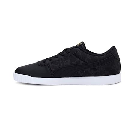 Carina Slim Veil Women's Sneakers , Puma Black-Puma Black, small-IND