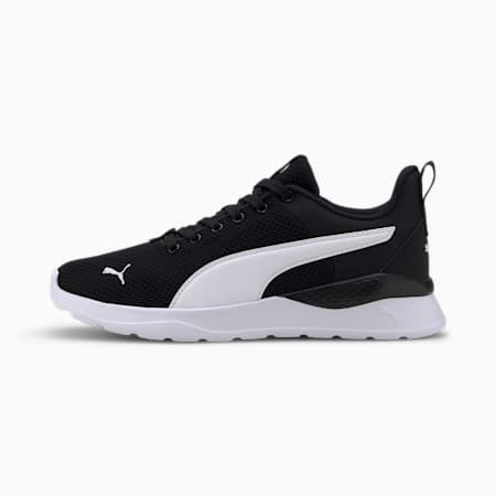 Anzarun Lite Youth Sneaker, Puma Black-Puma White, small