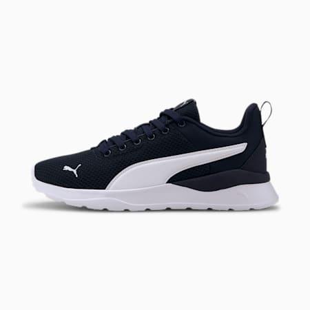 Anzarun Lite Youth Sneaker, Peacoat-Puma White, small