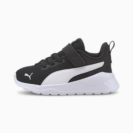 Anzarun Lite Babies Sneaker, Puma Black-Puma White, small