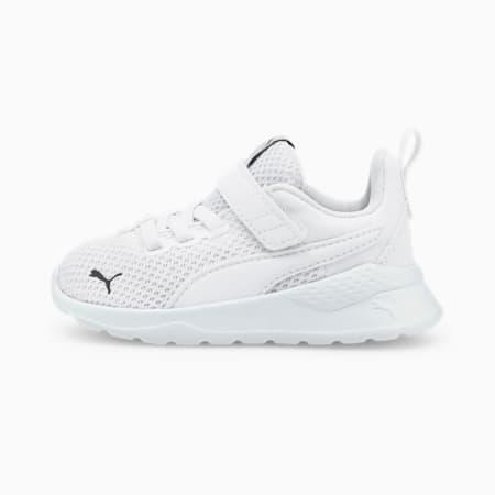 Anzarun Lite Babies Sneaker, Puma White-Puma White, small