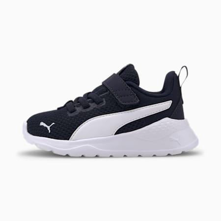 Anzarun Lite Babies Sneaker, Peacoat-Puma White, small