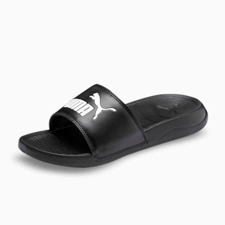 Popcat 20 Jr Sandals, Puma Black-Puma White, small-IND