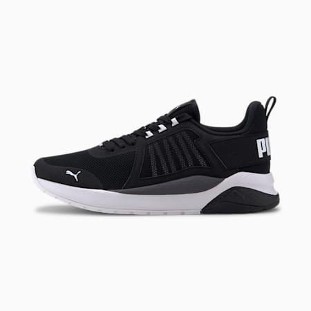 Anzarun Youth Sneaker, Puma Black-Puma White, small