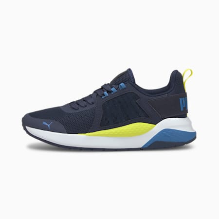 Anzarun Youth Trainers, Peacoat-Star Sapphire, small