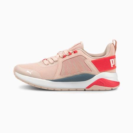 Anzarun Youth Sneaker, Lotus-Paradise Pink, small