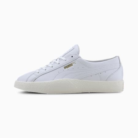 Love Women's Sneakers, Puma White-Marshmallow, small-IND