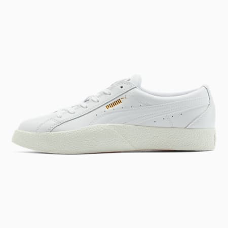 Love Women's Sneakers, Puma White-Marshmallow, small