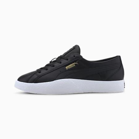 Zapatos deportivos Love para mujer, Puma Black-Puma White, pequeño
