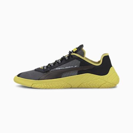 Zapatos de automovilismoReplicat-XSuedeTech para hombre, CASTLEROCK-Meadowlark, pequeño