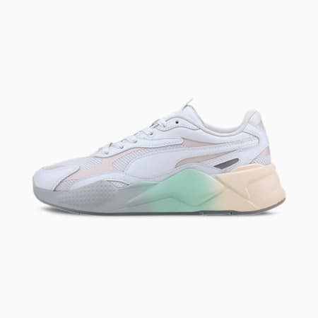 RS-X Gradient Damen Sneaker, Puma White-Rosewater, small