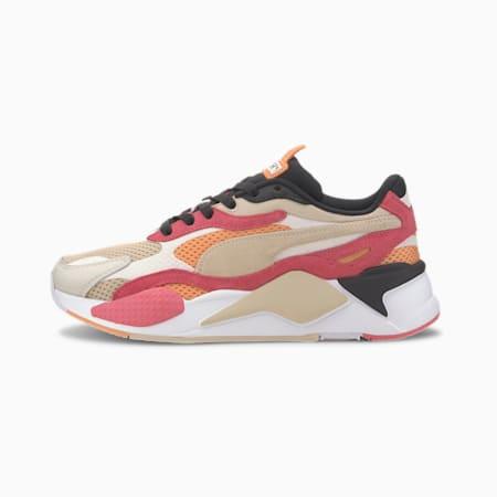 Damskie buty sportowe RS-X3 Mesh Pop, Marshmallow-Bubblegum, small