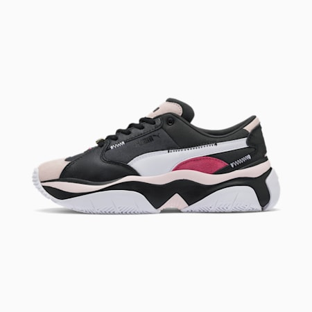 Storm Anti-Valentine's Day Women's Sneakers, Asphalt-Puma Black, small