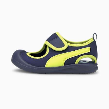 Aquacat Babies' Sandals, Elektro Blue-Nrgy Yellow, small-SEA