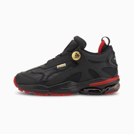 PUMA x BALMAIN Damen Sneaker, Puma Black, small