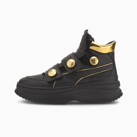PUMA x BALMAIN Deva Straps Damen Sneaker, Puma Black, small