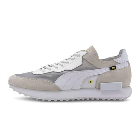 PUMA x CHINATOWN MARKET Future Rider W Sneakers, Puma White, small