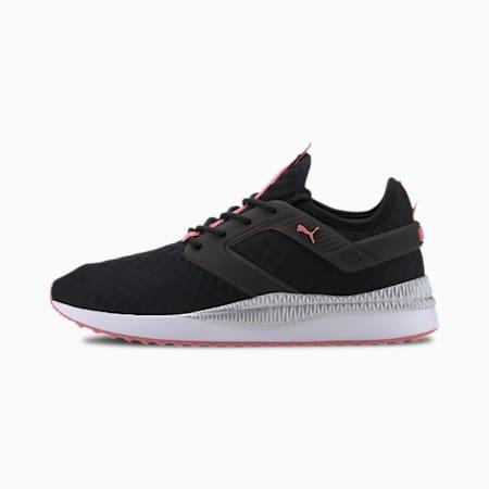Pacer Next Excel Core Women's Sneakers, Puma Black-Bubblegum, small