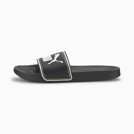 Leadcat FTR Slides, Puma Black-Puma Team Gold-PW, small