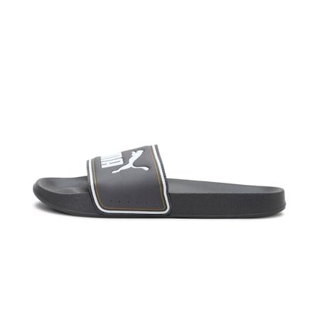 Leadcat FTR Unisex Slides, CASTLEROCK-Puma White, small-IND