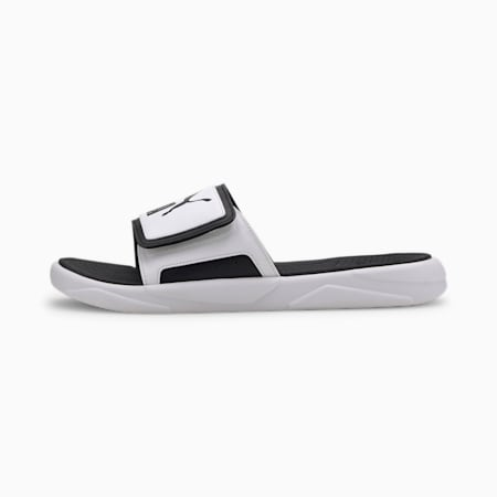 Royalcat Comfort  Sandals, Puma White-Puma Black, small-IND