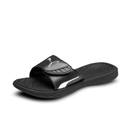 Royalcat Comfort Women's Sandals, Puma Black-Puma Silver, small-IND